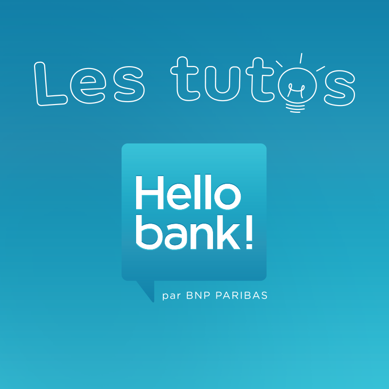 Video tuto Hellobank marketing direct